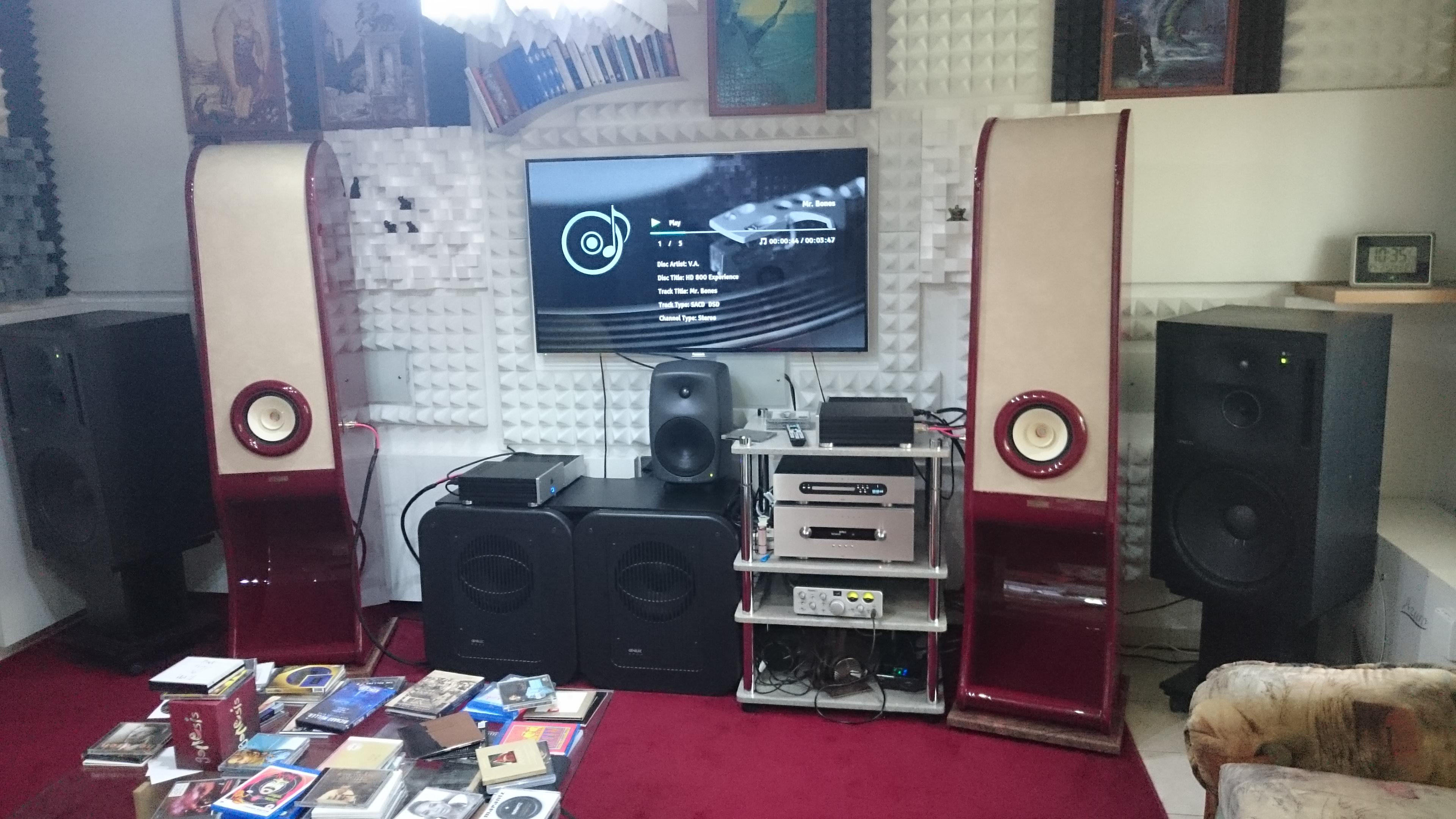 RDacoustic reproduktorové soustavy Evolution stereo 2.0