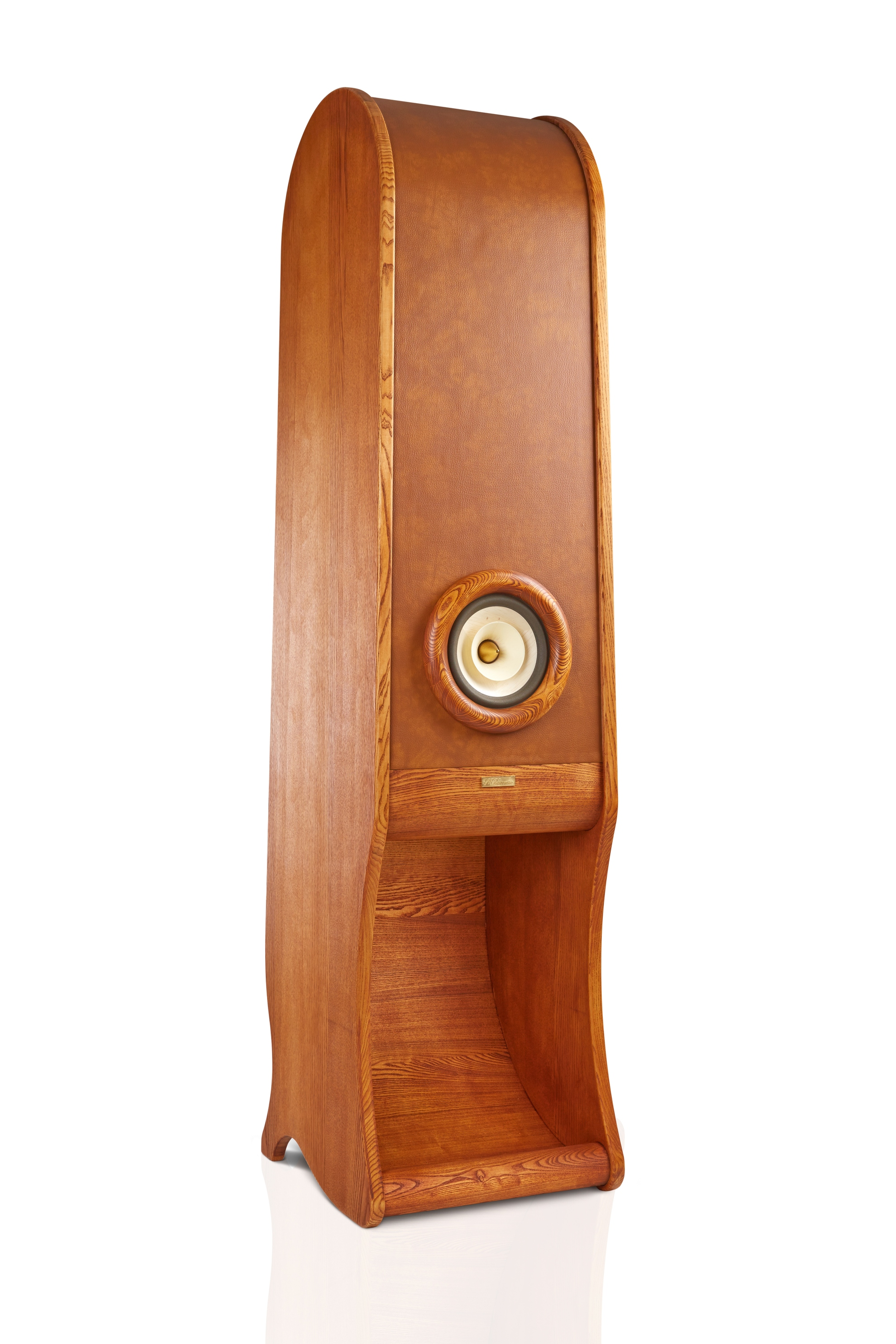 High End speakers Evolution RDacoustic wood variant - sigle
