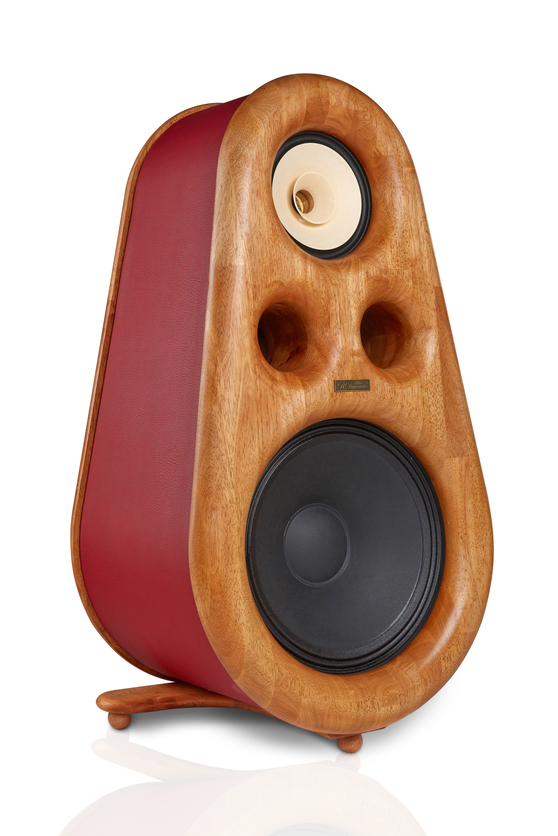 High End speakers Euphoria RDacoustic Stereo 2.0 Surround 7.1, Surround 5.1